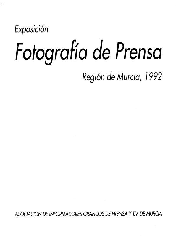 1992_Catalogo_Murcia