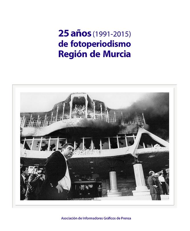 2016_libro 25 Aniv_Murcia