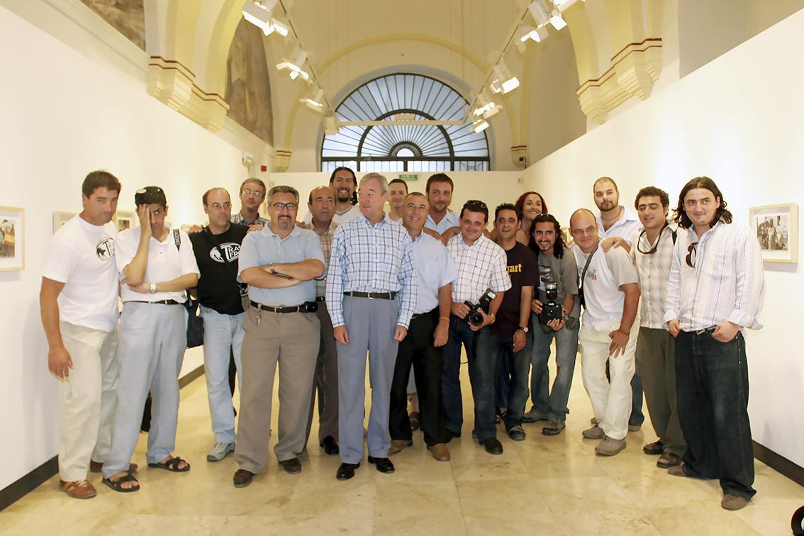 27.06.2006 EXPOSICION SALA MARTILLO CAM
